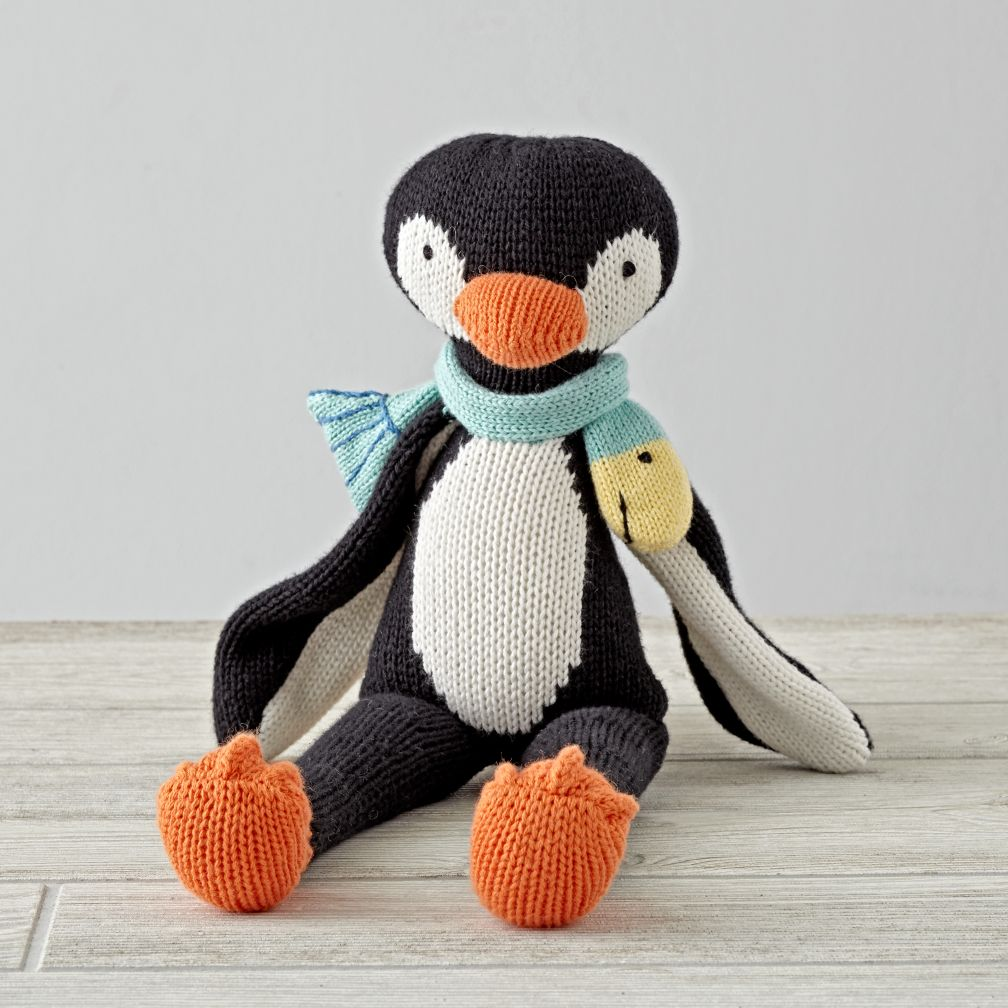 The Knit Crowd Penguin