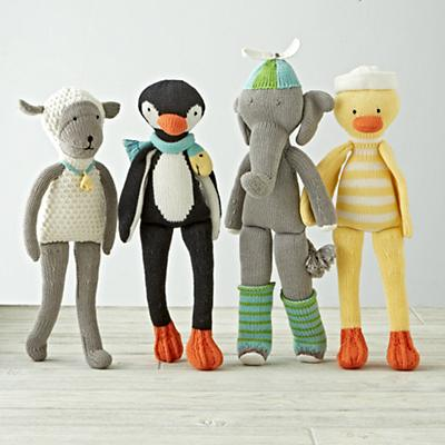 Plush_Knit_Crowd_Animals_Group