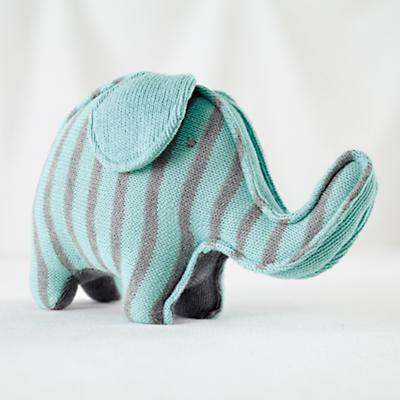 The Knit Menagerie Elephant