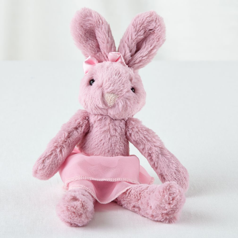 Jellycat Tutu Lulu Pink Bunny The Land Of Nod