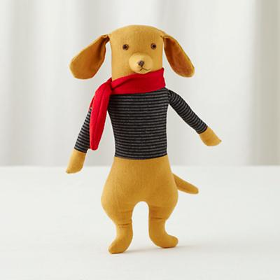 Yellow Lab Plush Pooch