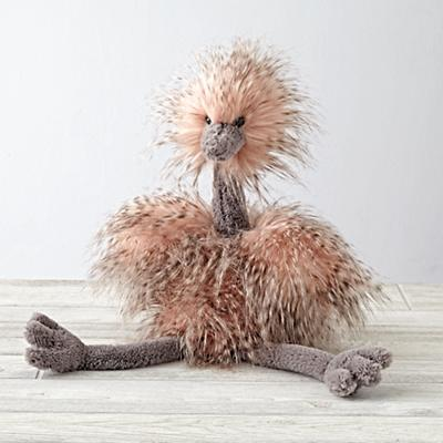 Jellycat Ostrich Stuffed Animal