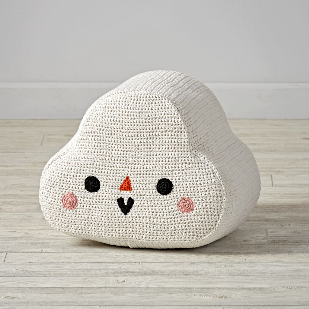 Cloud Pouf