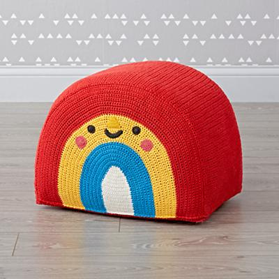Pouf_Knit_Rainbow