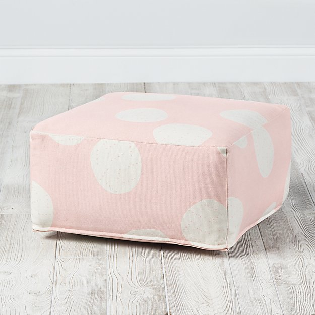 Dotted Pouf