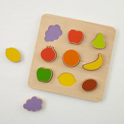 Fruit Salad Puzzle