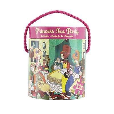 63 Piece Tea Party Puzzle