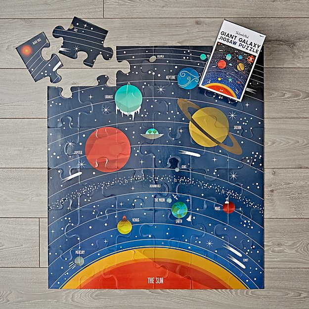 Giant Galaxy 36-Piece Puzzle