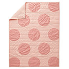 Pink Polka Dot Full-Queen Quilt