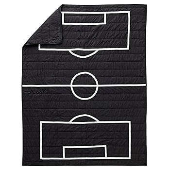 Nod Soccer Full-Queen Quilt