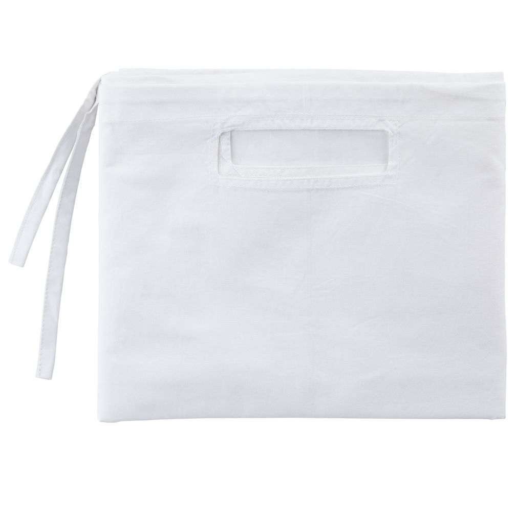 White Hamper Liner