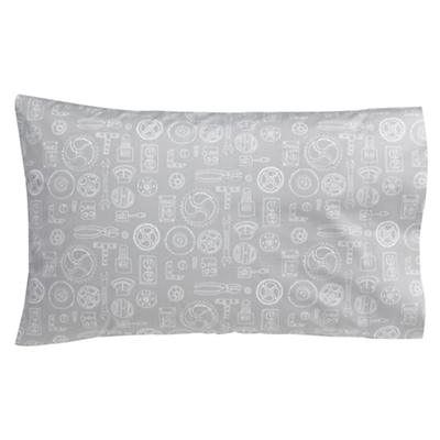 Gears Pillowcase