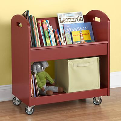 RollBookCart_1210Red
