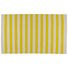 4 x 6' Yellow Big Band Rug