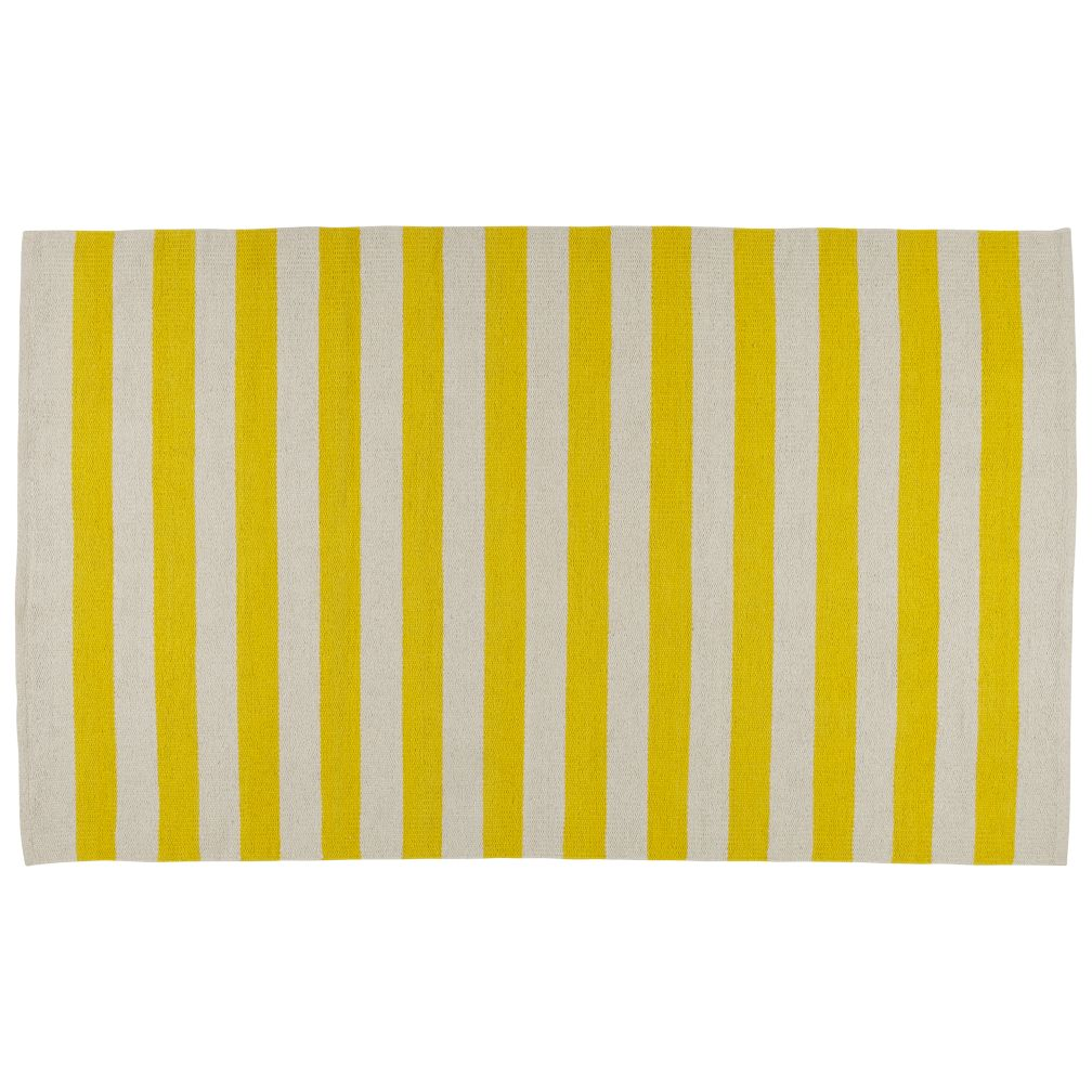 4 x 6' Big Band Rug (Yellow)