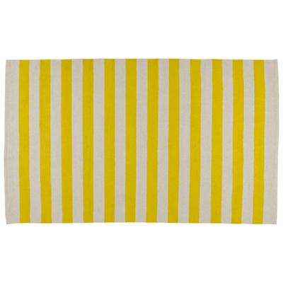 8 x 10 Big Band Rug (Yellow)