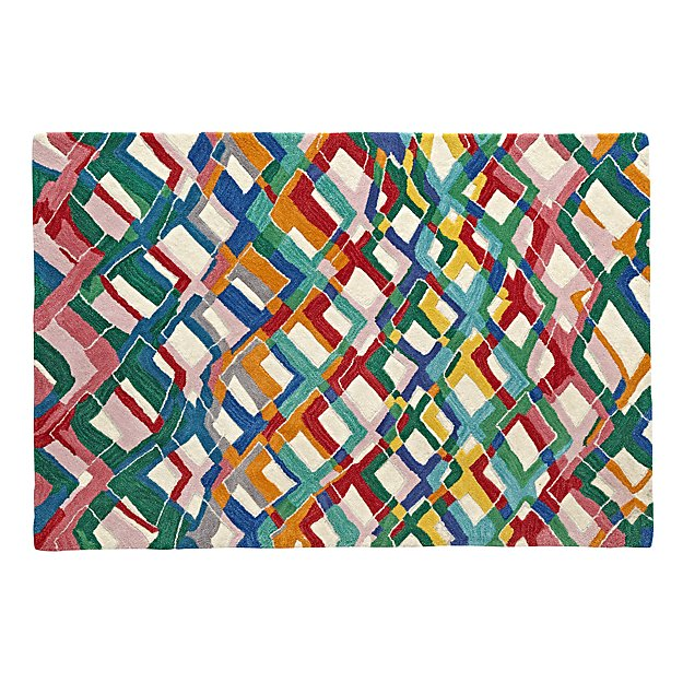 Color Echo 4  x 6' Rug