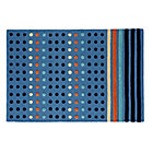 Dots and Stripes 4 x 6' Rug