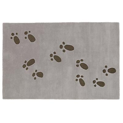 Swatch Yeti Footprint Rug