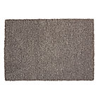 4 x 6' Grey Light Touch Rug