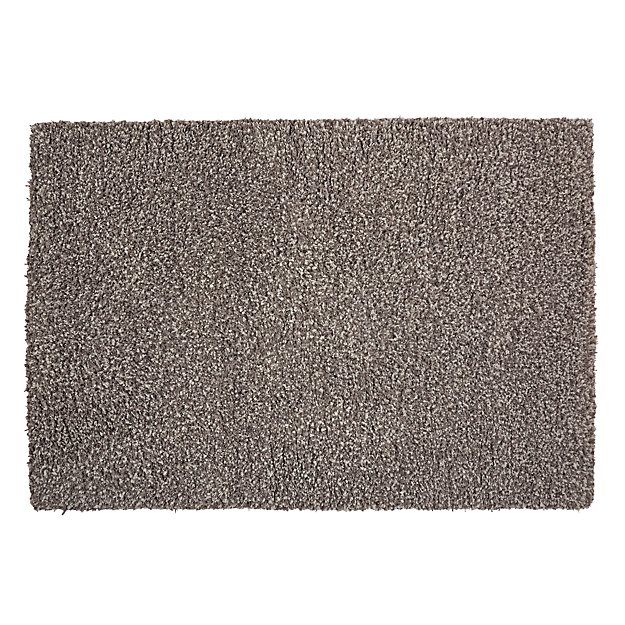 8 x 10' Light Touch Grey Rug