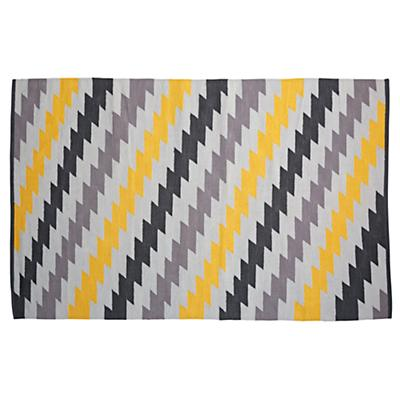 5 x 8' Live Wire Reversible Rug