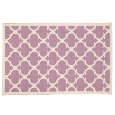 4 x 6'  Magic Carpet Rug (Lavender)