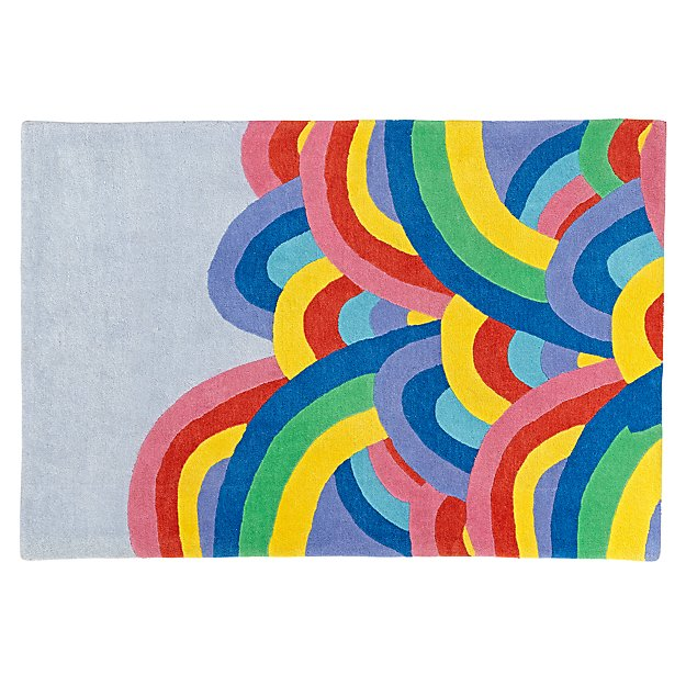 Over the Rainbow 5 x 8' Rug