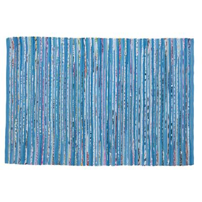 4 x 6' Color Inside the Lines Rug (Blue)