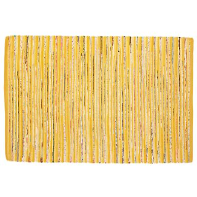 8 x 10'  Color Inside the Lines Rug (Yellow)