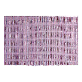 5 x 8' Rags to Riches Rug (Lavender)