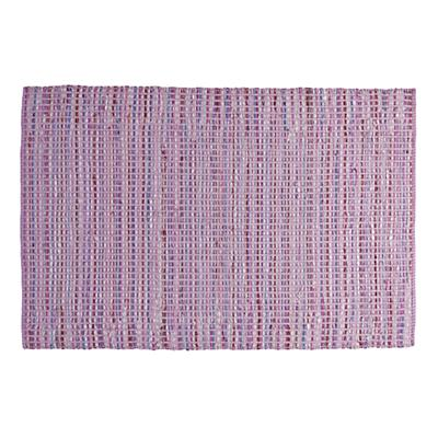 8 x 10' Rags to Riches Rug (Lavender)