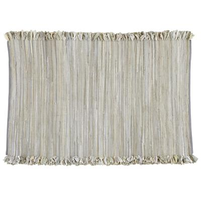 Ribbon Cutting Rug (Grey)