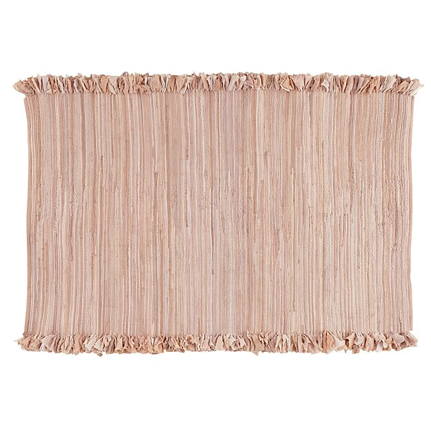 8 x 10' Ribbon Cutting Rug (Pink)