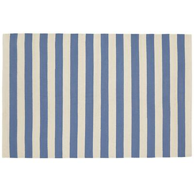 8 x 10' Big Band Rug (Blue)