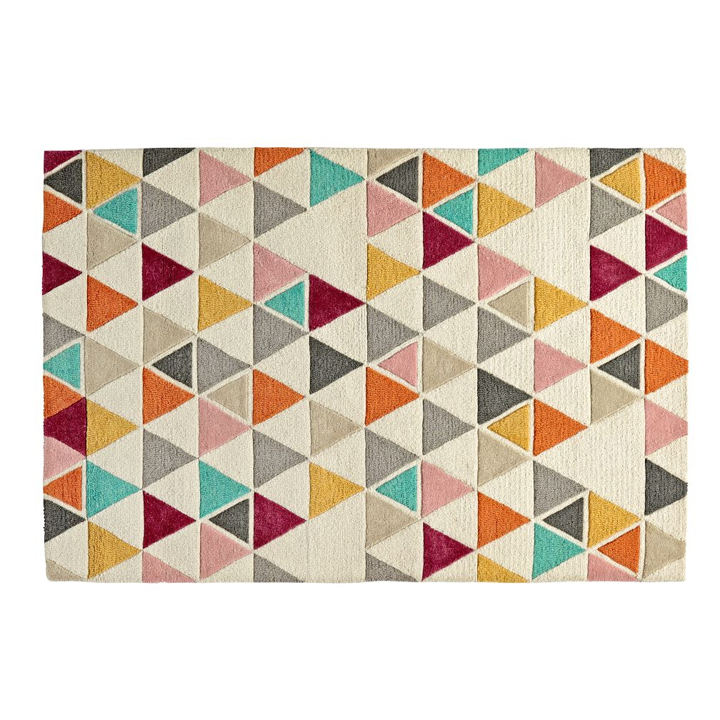 8' x 10' Totally Triangular Rug