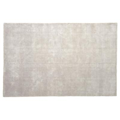 Rug_Viscose_Light_Grey_Silo