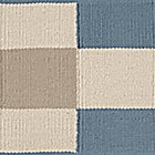 Block Work Reversible Rug Swatch