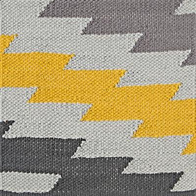 Live Wire Rug Swatch