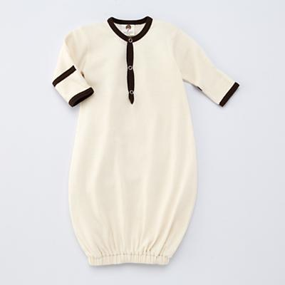 3-6 mos. Cream Sleep Sack