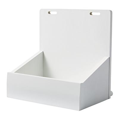 Shelf_Beaumont_Bin_White_Silo