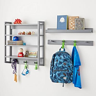Beaumont Grey Shelving Collection