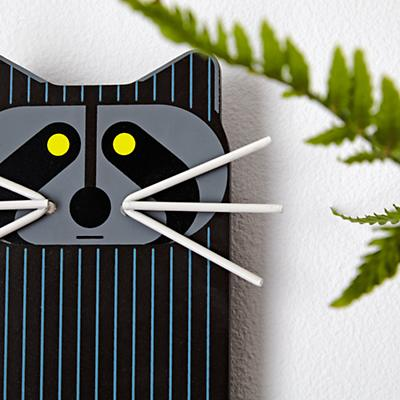 Shelf_Charley_Harper_Raccoon_Detail_V1