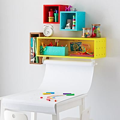 Cubby Cube Paper Holder