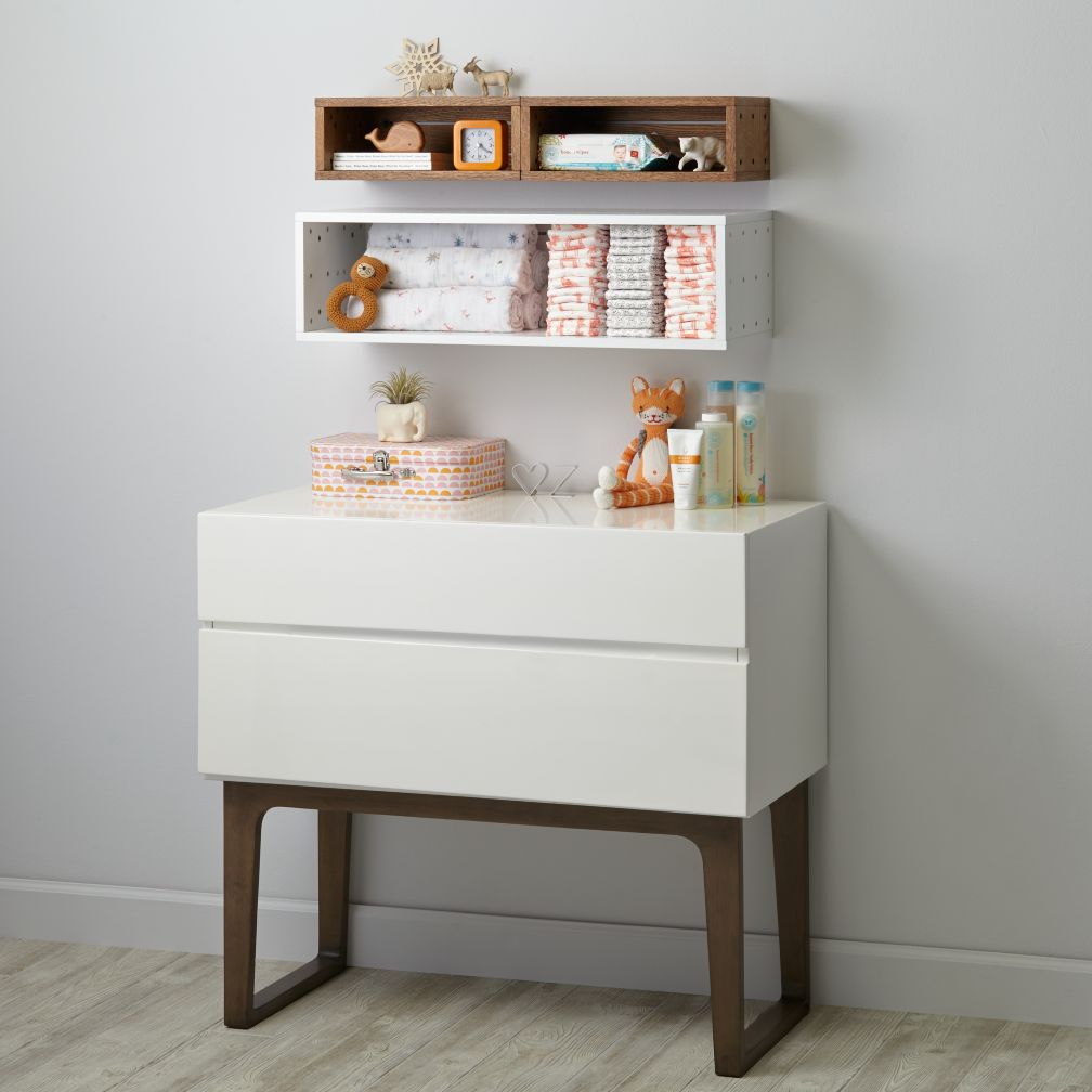 Cubby Narrow Wall Shelves