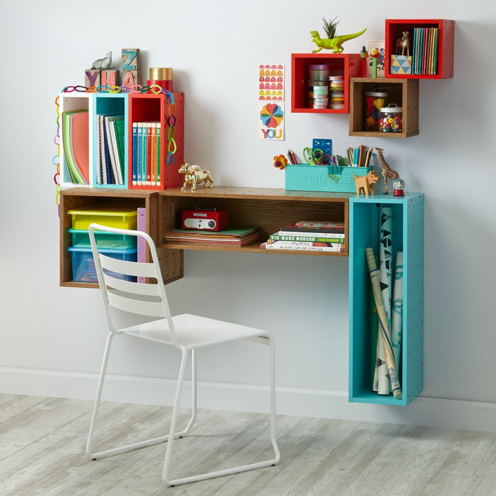 cubby wall shelf collection  the land of nod -