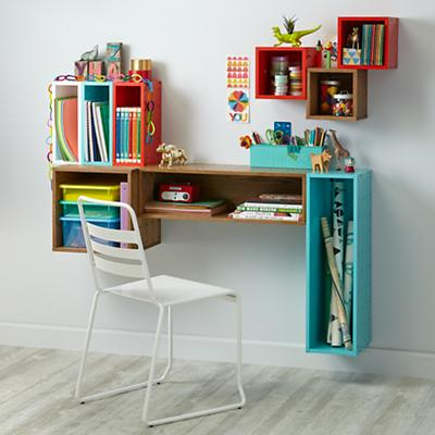 Cubby Wall Shelf Collection