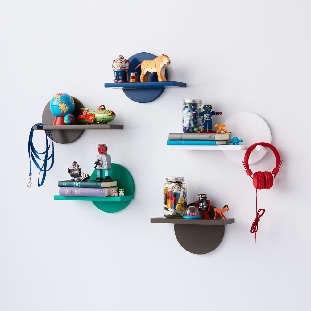 Wall Shelf orbit wall shelf | the land of nod