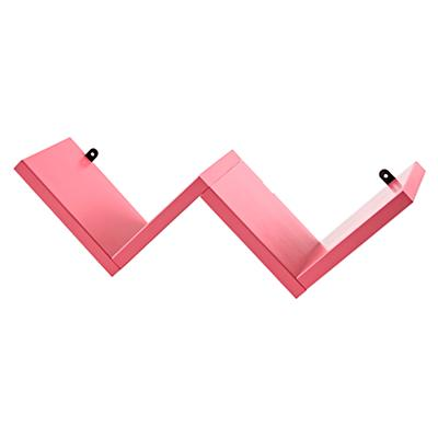 Origami Wall Shelf (Hot Pink)