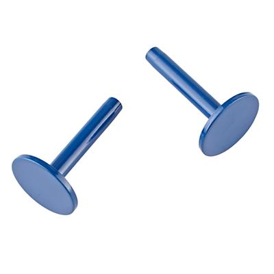 Set of 2 On the Pegboard Pegs (Blue)